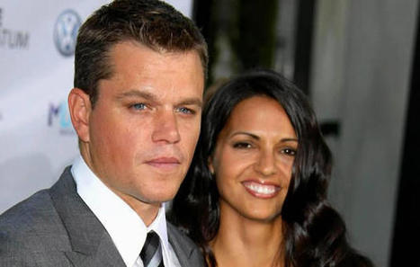 15 Celebrities Who Married Ordinary People   Celeb Romance   Mixed American Life   Scoop.it