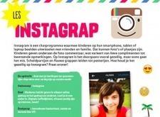 Nieuwe lesbrief van @mijnkindonline. Nu over Instagram: Instagrap - de les | Medialessen | Scoop.it
