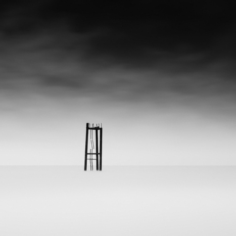 Minimalist black and white photography by Gavin Dunbar | The D-Photo | Fine Art Landscape | Scoop.it