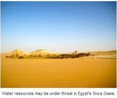 Egypt's Siwa Oasis, a troubling environmental future | Égypt-actus | Scoop.it