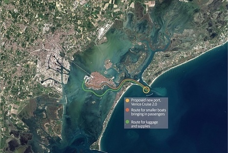 Radical solution proposed to solve Venice's cruise ship problem | Heritage in danger (illicit traffic, emergencies, restitutions)-Patrimoine en danger | Scoop.it