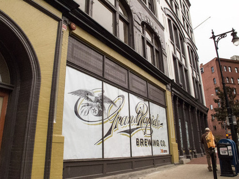 Microbrewery, $7M apartments nearing completion in Grand Rapids' entertainment district | Eat Local West Michigan | Scoop.it