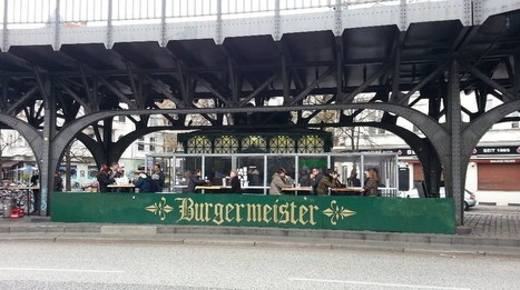 Burgermeister | Food and the City | Scoop.it