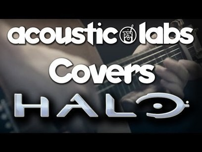 Une reprise du thème d'Halo à la guitare | Trollface , meme et humour 2.0 | Scoop.it