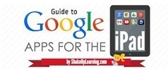 Educational Technology and Mobile Learning: 23 iPad Google Apps Every Teacher Should Know about | Education Technology - theory & practice | Scoop.it
