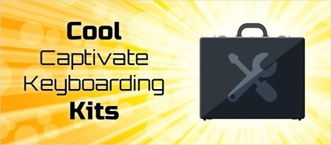 Cool Captivate Keyboarding Kits - eLearning Brothers | eLearning Templates | Scoop.it