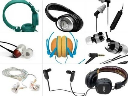 Headphones Round Up – There's Something for Everyone! | PadGadget | iPads in Education | Scoop.it
