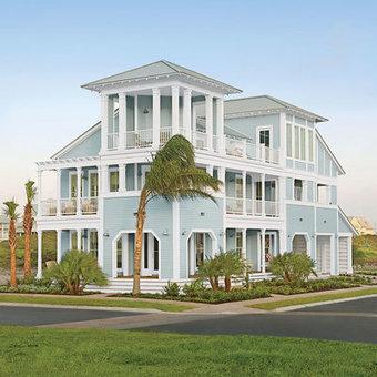 Cinnamon Shore Showhouse Photo Tour - Coastal Living | Texas Coast Real Estate | Scoop.it