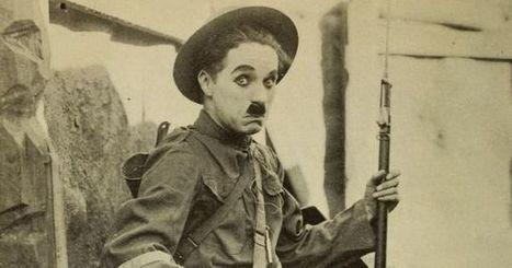 « L'arrivée des films américains bouleverse les normes de l'époque »   La Grande Guerre au cinéma   Scoop.it