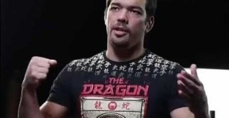 UFC Signature Moves - Lyoto Machida | Budo-zone.com | Health-Wellness | Scoop.it