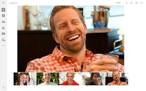 Google Hangouts: organizar y difundir una videoconferencia | Aprendiendo Lenguas  con TIC | Scoop.it