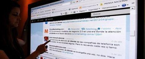 Si no queda satisfecho, reclame en Twitter   Atención al cliente en las redes sociales   Scoop.it