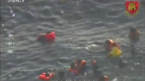 Boot vluchtelingen tot zinken gebracht - De Standaard   Vluchtelingen en Asielzoekers in Europa   Scoop.it