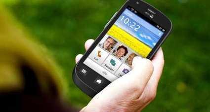La folie des smartphones gagne peu à peu les seniors | Numérique et économie | Scoop.it