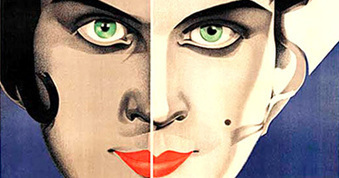 The revolutionary Soviet silent-era film posters of the Sternberg Brothers   Visual Culture and Communication   Scoop.it