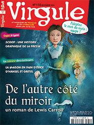 De l'autre côté du miroir | Virgule n° 135 | Revue de presse - Nouveautés à retrouver au CDI | Scoop.it