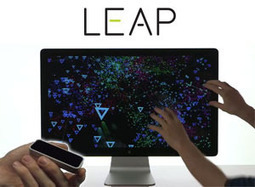 Leap 3D Offers Amazing Gesture-Based Control of Your Computer for Just $70 | Singularity Hub | Complex Insight  - Understanding our world | Scoop.it