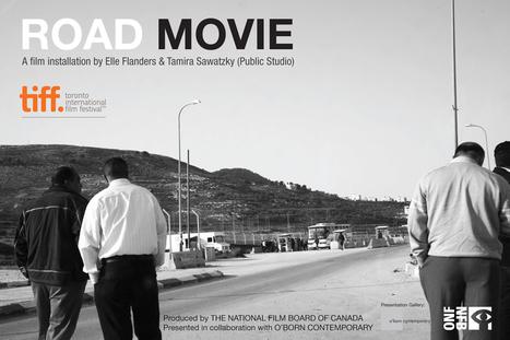 Road movie - Film installation - Elle Flanders & Tamira Sawatzky | DESARTSONNANTS - CRÉATION SONORE ET ENVIRONNEMENT - ENVIRONMENTAL SOUND ART - PAYSAGES ET ECOLOGIE SONORE | Scoop.it
