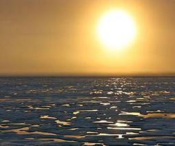 New dating of sea-level records reveals rapid response between ice volume and polar temperature | Sustain Our Earth | Scoop.it