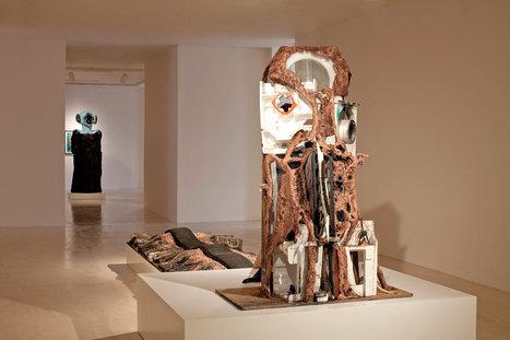 'Huma Bhabha: Unnatural Histories' at MoMA PS1 | The New York Times | Kiosque du monde : A la une | Scoop.it