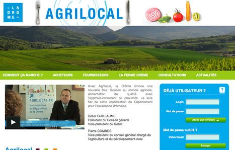 Commande publique et circuits courts : les paysans en ligne   agenda21@castries.fr   Scoop.it