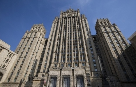 US expansion of anti-Russian sanctions will not be unanswered — Russian foreign ministry | Economic Sanctions & Export Controls | Scoop.it
