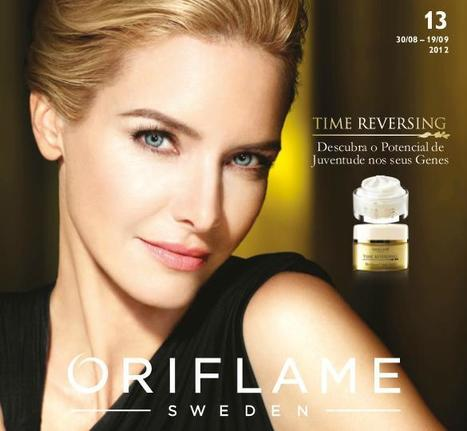Catálogo Oriflame 13 de 2012 ....Vender e Recrutar... | Oriflame Portugal | Scoop.it