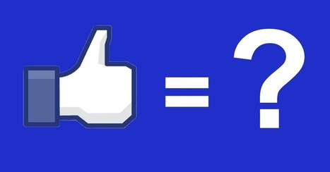 What Your Facebook Likes Say About You   Redrawing subjective well-being in the 21st century   Scoop.it