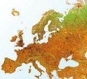 Human Impact - Europe and the Near East | GRID-Arendal - Maps & Graphics library | Year 5 Geog | Scoop.it