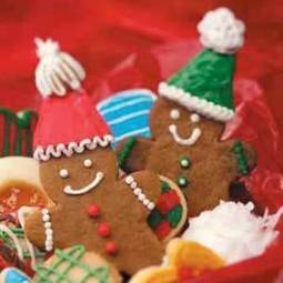 Gingerbread Cookies Recipe | Christmas Dinner | Scoop.it