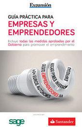 Hoy, gratis con Expansión, la mejor guía para emprendedores - Expansión.com   Emprendiendo que es Gerundio   Scoop.it