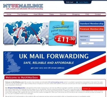 """""""Packet and parcel uk mail forwarder service, easy, secure and reliable uk mail forwarding for consumers and businesses worldwide shipping worldwide got easier."""" 