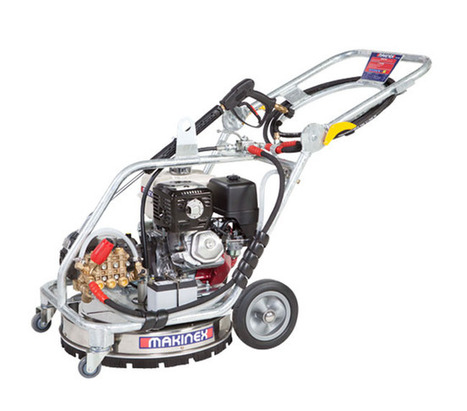 How Tradesmen and Businesses Can Benefit from Using a Dual Pressure Washer | Jackhammer Trolley | Scoop.it