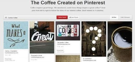 How the Secret Will Help You Get Ahead on Pinterest - Marketing Pilgrim | Commentrix | Scoop.it