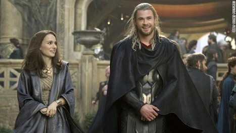 Box office report: 'Thor' stays on top with $38.5 million, but 'Best Man ... - CNN | Marvel | Scoop.it
