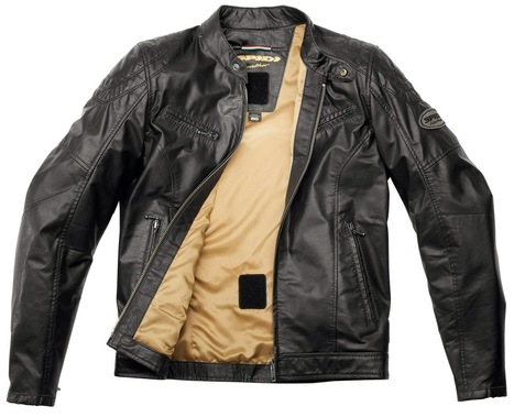 SPIDI RING LEATHER JACKET | Vintage Motorbikes | Scoop.it