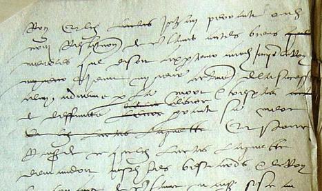 MODES de VIE aux 16e, 17e siècles » Archive du blog » Succession de feue Martine Legras femme de Jacques Leroy, Rochefort sur Loire 1548 | blog de Jobris | Scoop.it