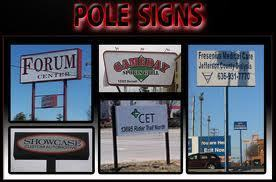 Pole signs | Coroplast Signs and Election Signs | Lawn Signs Brampton | pole signs | Scoop.it