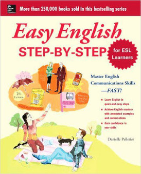 Easy English Step-by-Step for ESL Learners   Pdf Books Free Download   English Blackboard   Scoop.it