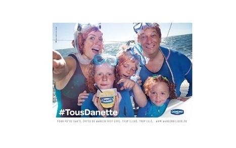Danette et Y&R Paris, une histoire de famille - L'ADN | Visual Communication News | Scoop.it