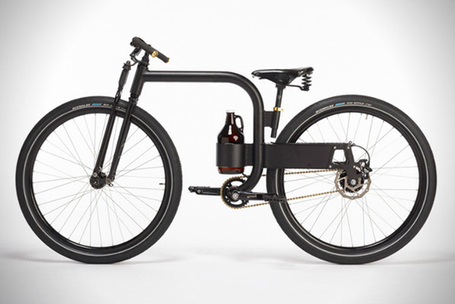GROWLER CITY BICYCLE - Grease n Gasoline | Cars | Motorcycles | Gadgets | Scoop.it