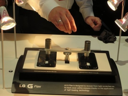 Hands-on with the LG G Flex | Smartphones & Tablets | Scoop.it
