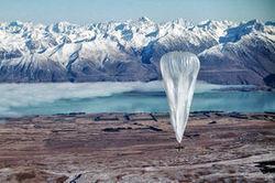 Google veut envoyer 20 ballons par jour dans la stratosphère pour connecter la Terre entière | SerenDeep | Scoop.it