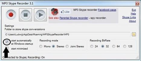 Skype para jornalistas: como gravar entrevistas em áudio ou vídeo | Coluna Digital | Communication Advisory | Scoop.it