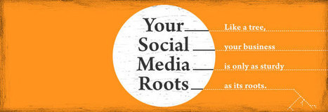 Your Social Media Roots Infographic by Vertical Measures | Data Visualization & Infographics | Scoop.it