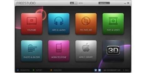 Free Studio | praktische Tools zur Konvertierung und zur Nachbearbeitung von DVD-, Video- und Audiodateien. | Best Freeware Software | Scoop.it