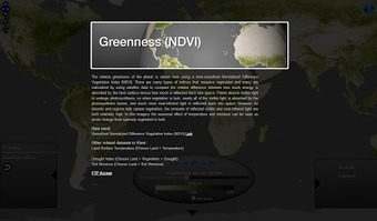 Free Technology for Teachers: NOAA View - Visualizations of Environmental Data | marked for sharing | Scoop.it