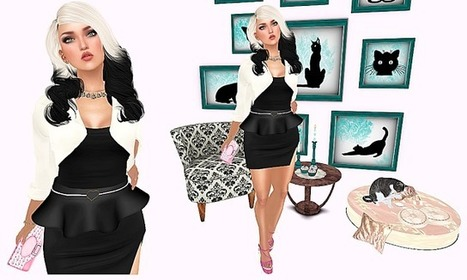 SL Freebie Addiction: Show Some Class | Finding SL Freebies | Scoop.it