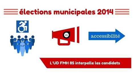 UD FMH 85 : interpellation des élus - Fédération des Malades Handicapés | La FMH sur le web dans la presse | Scoop.it