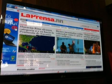 La prensa tradicional de América del Sur persigue la popularidad e influencia de las redes sociales/ Jenny J. YAGUACHE, Diana E. RIVERA, Francisco CAMPOS | Comunicación en la era digital | Scoop.it